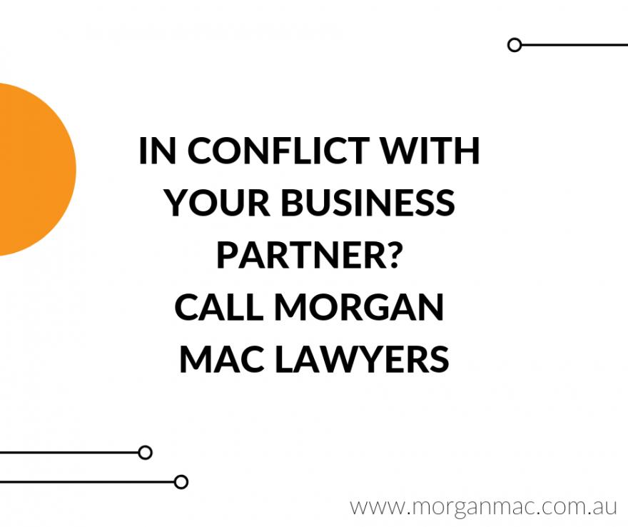 Morgan Mac Lawyers - business disputes