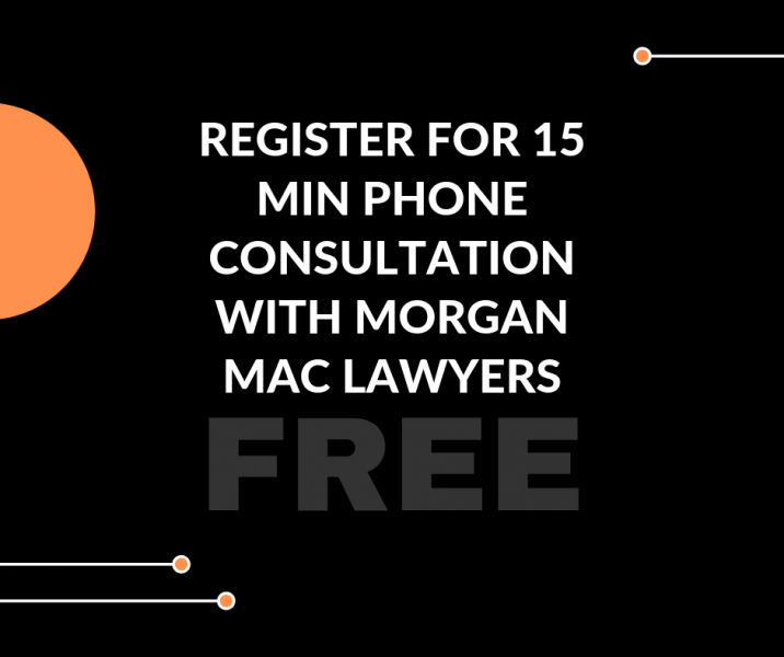 Morgan Mac Lawyers - Commercial Lawyer Phone