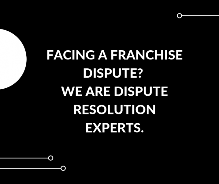 franchise dispute