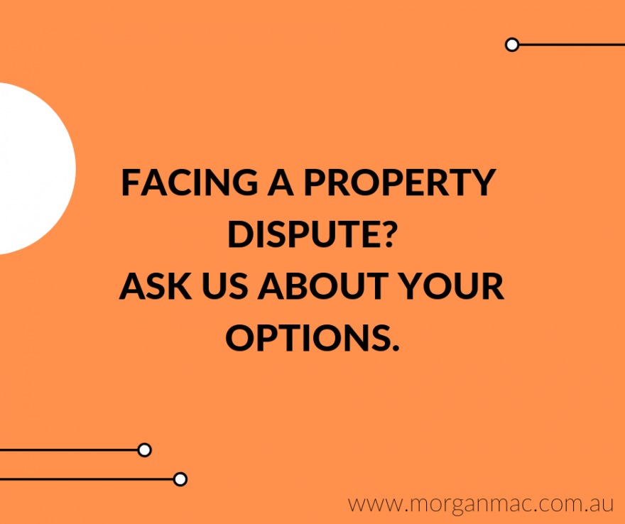 Morgan Mac Lawyers - Property Litigation