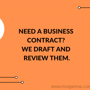 Need a business contract?