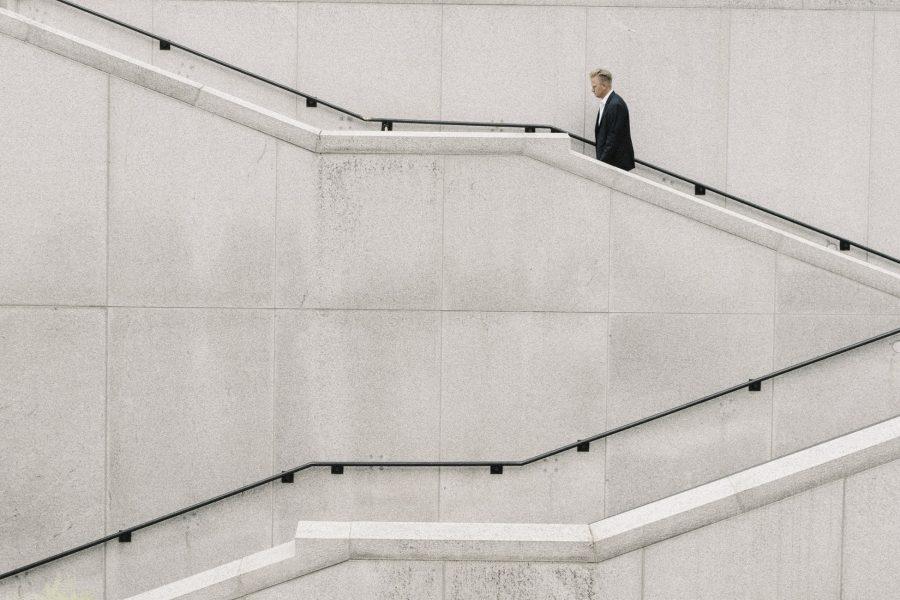 Morgan Mac Lawyers - stairs